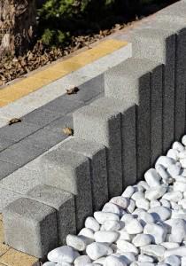 szary lamany Compex szary zolty grafitowy plukany