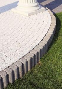 Ring utwardzany grafit Avanti plukany szary3