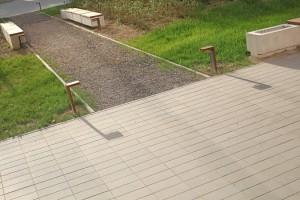 Urbanika-60 szary gladki Obrzeze trawnikowe szary gladki 12