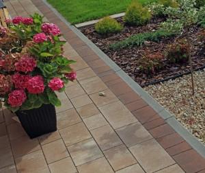 Granito hawaii gladkie Teriso pastel gladkie Obrzeze chodnikowe szary gladki 3