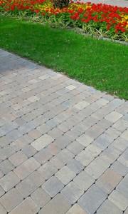Polbruk-Nostalite-Prima galia gladki Obrzeze-trawnikowe-szary-gladki